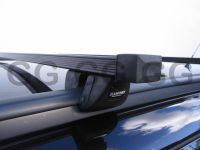 Roof Rack Rail Bars Vauxhall Zafira Tourer 2012