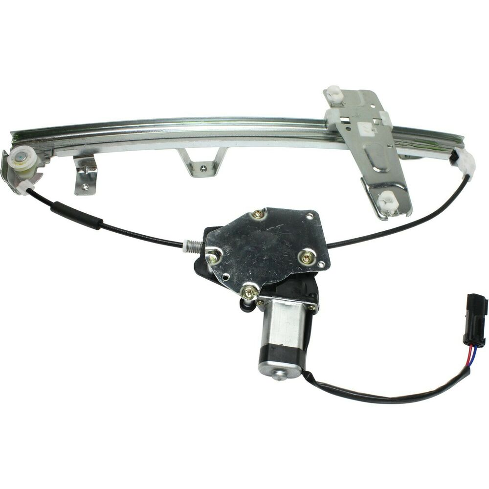 medium resolution of details about power window regulator for 2000 2004 jeep grand cherokee front left with motor