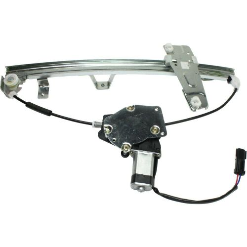 small resolution of details about power window regulator for 2000 2004 jeep grand cherokee front left with motor