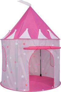 Childs Play Tent Girl Boy Princess Castle Circus Kids Pop