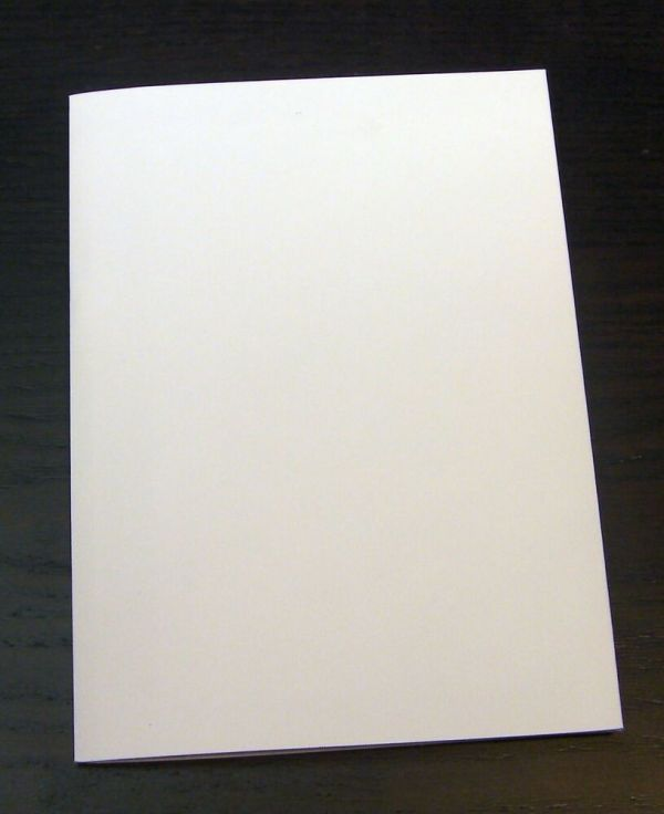 5x7 Blank Talking Greeting Card Recordable Sound Music