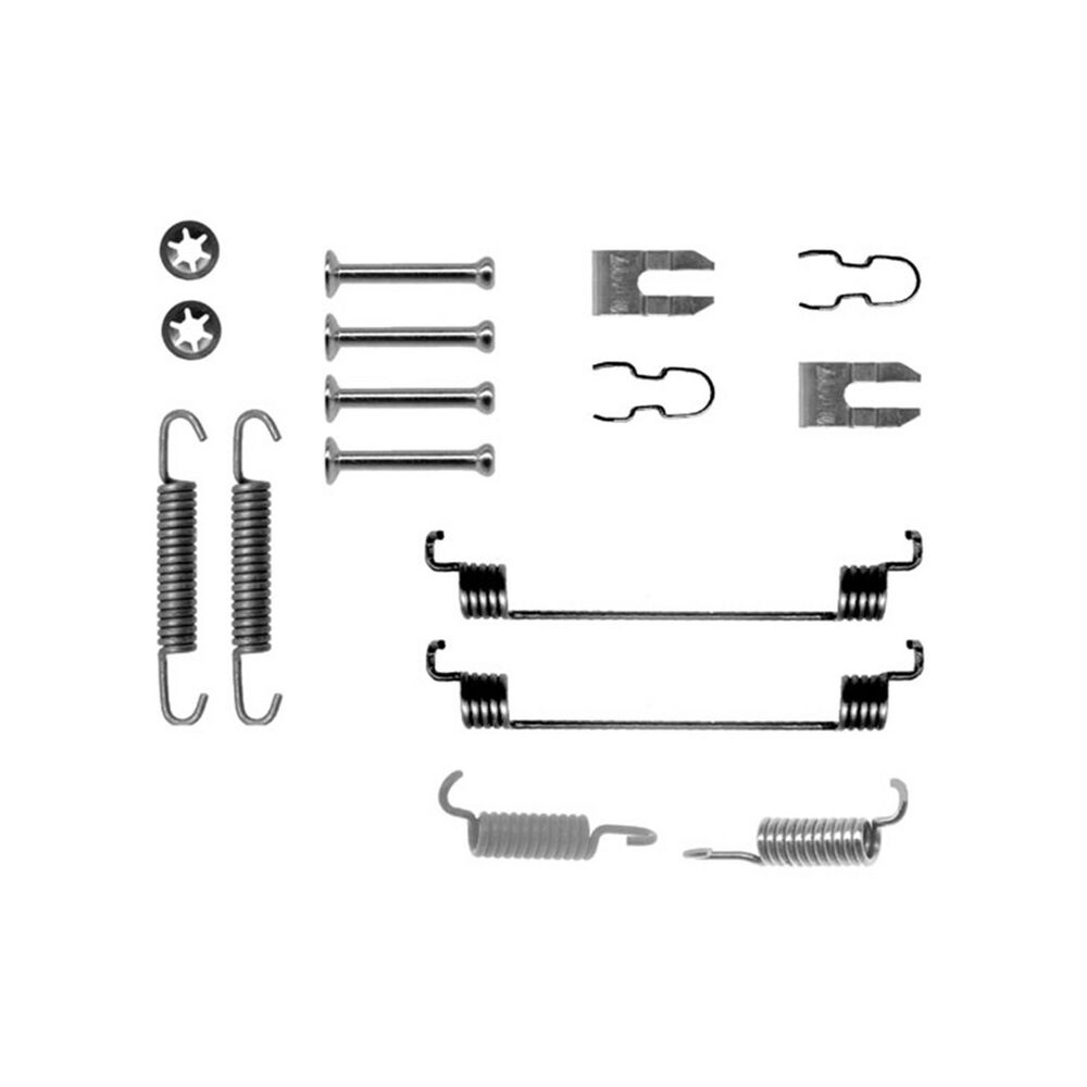 FIAT PUNTO 188 (1999- ) REAR BRAKE SHOE FITTING KIT SPRING
