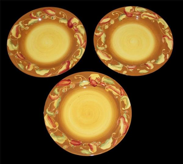 Laurie Gates Ware Dinner Plate