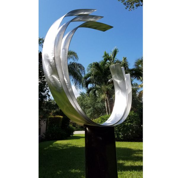 Statements2000 Contemporary Abstract Fine Metal Art