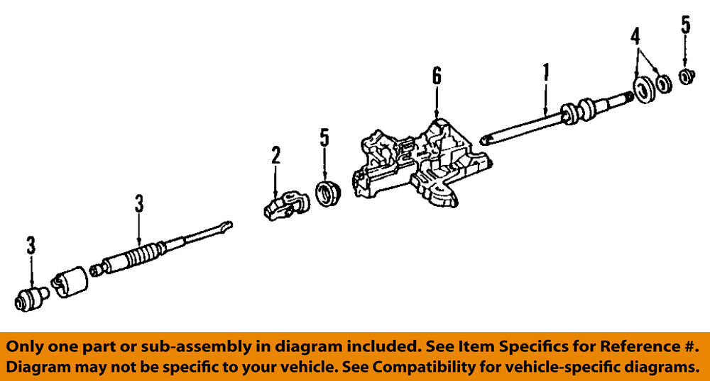 Suspension Starter Steering Steering Column Available Part Diagrams 1