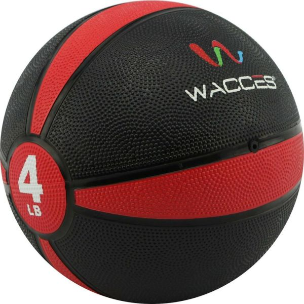 Weighted Fitness Medicine Ball Muscle Driver 4 Lbs
