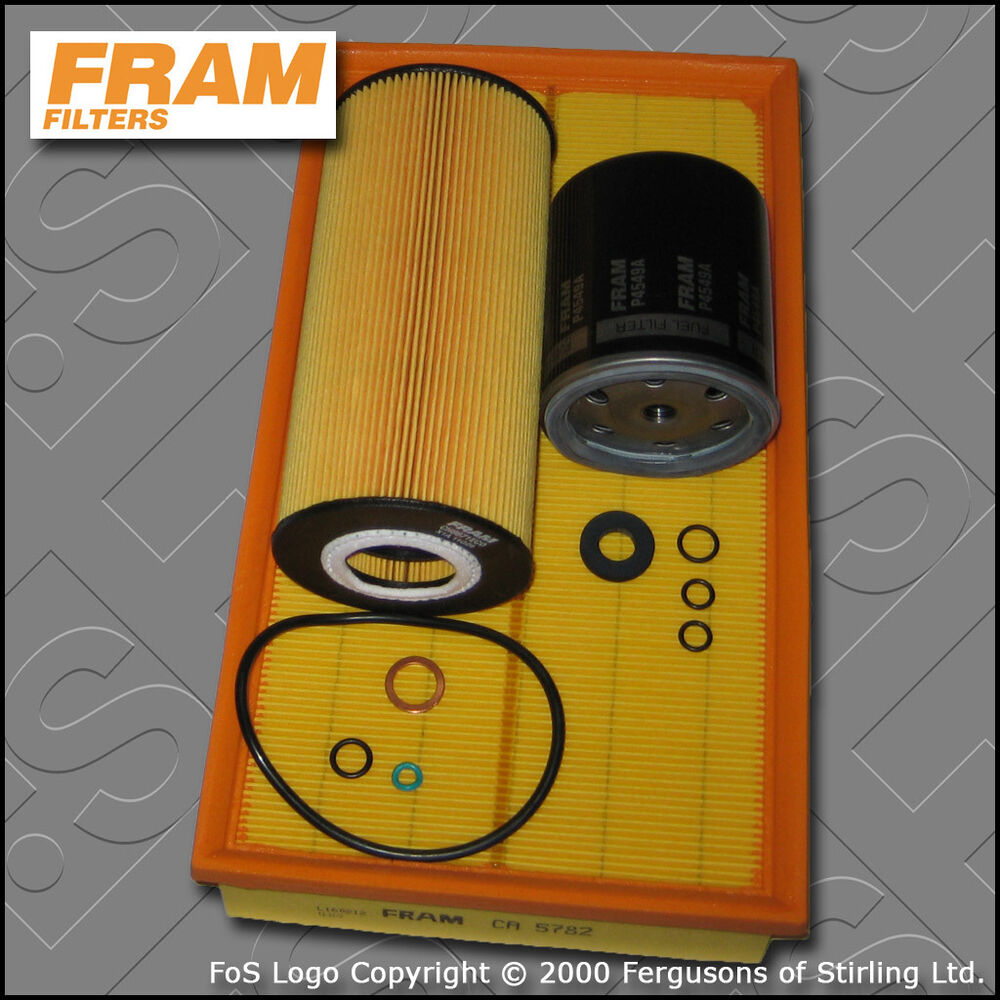 medium resolution of details about service kit mercedes e300 w210 3 0 d td fram oil air fuel filters 1995 1999