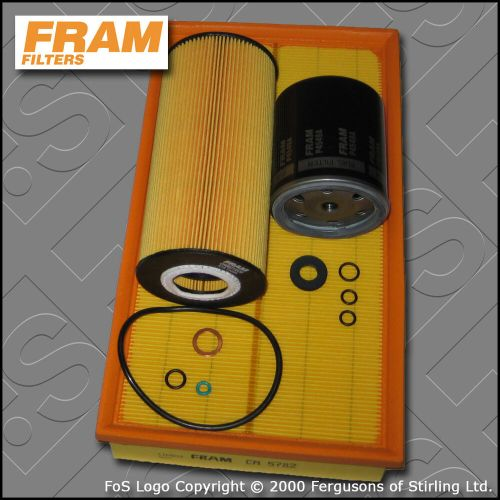 small resolution of details about service kit mercedes e300 w210 3 0 d td fram oil air fuel filters 1995 1999