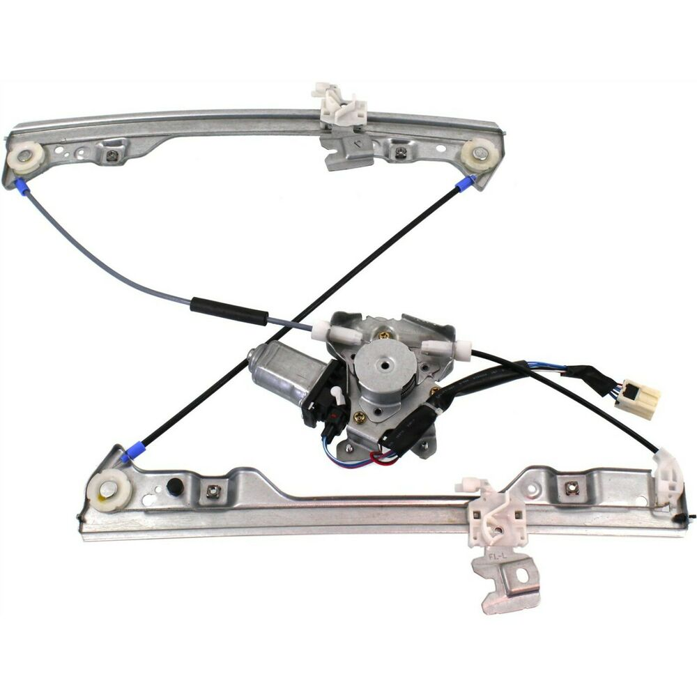Power Window Regulator For 2002-2006 Nissan Altima Front