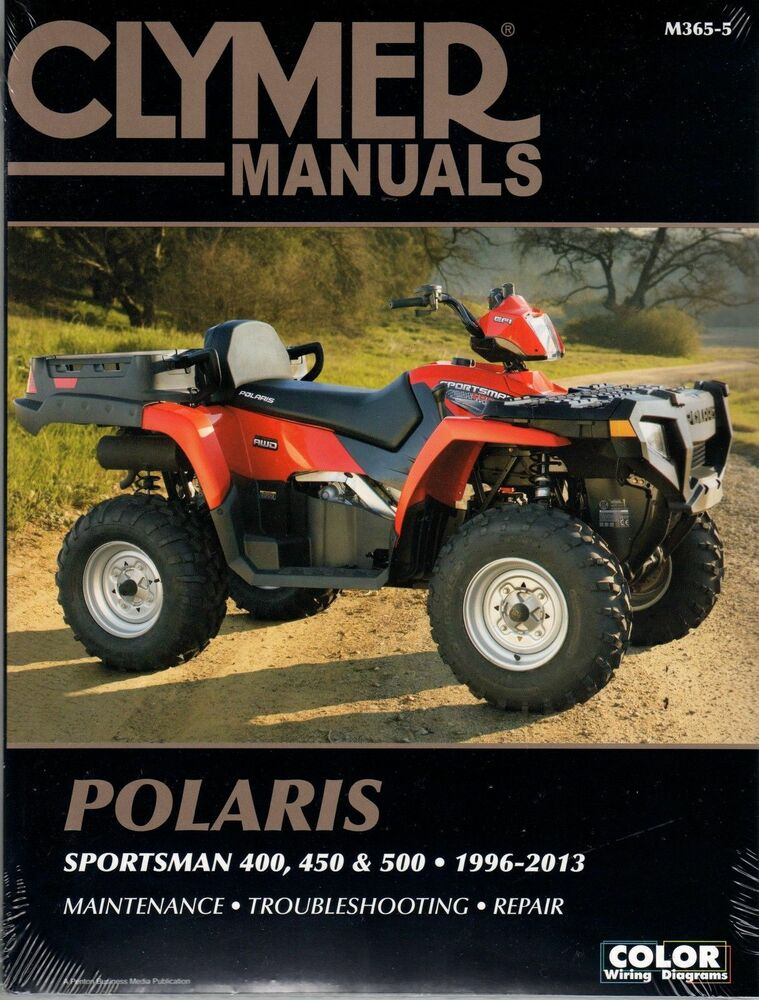 polaris sportsman 90 parts diagram chevy sonic stereo wiring manual free for you clymer service m365 5 500 ho 2008 2003