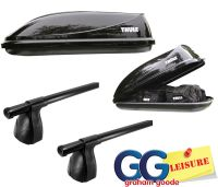 Roof Rack Bars & Thule Car Roof Top Box Carrier | Ford ...