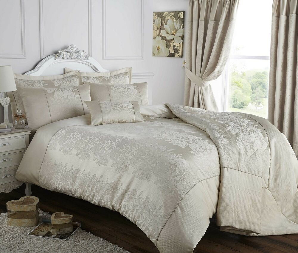 Palmero Luxury Woven Damask Quiltduvet Cover Set,bedding