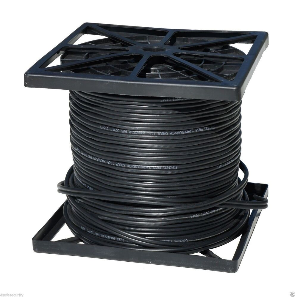 200ft Feet Rs485 Signal Transmission Cable For Control Cctv Ptz