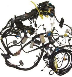 details about 2009 cadillac xlr chassis wiring harness complete harness new oem 25971279 [ 1000 x 858 Pixel ]