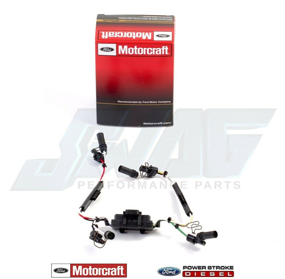 hight resolution of details about 99 03 ford 7 3l powerstroke diesel under valve cover injector wire harness 9d930