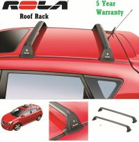 ROLA CUSTOM FIT ALUMINUM 110LB ROOF RACK 03-10 TOYOTA ...