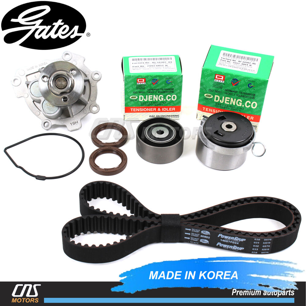 medium resolution of details about timing belt kit water pump genuine tensioner 09 14 chevy aveo aveo5 sonic cruze
