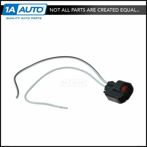 small resolution of dorman 645 215 fuel injector harness pigtail for ford chrysler wiring harness connectors nippondenso alternator wiring