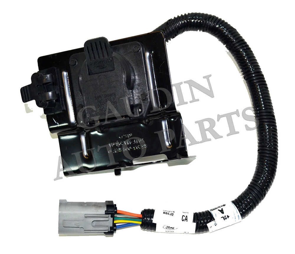 2001 Ford F350 Trailer Wiring Harness