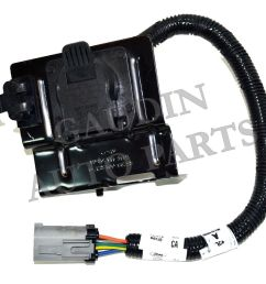 ford oem 99 01 f 350 super duty rear bumper wire harness 4 prong trailer wiring diagram 7 pin trailer wiring harness [ 1000 x 861 Pixel ]