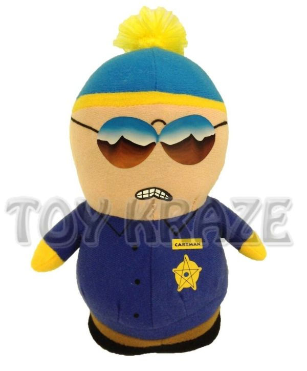 South Park Cartman Police Officer