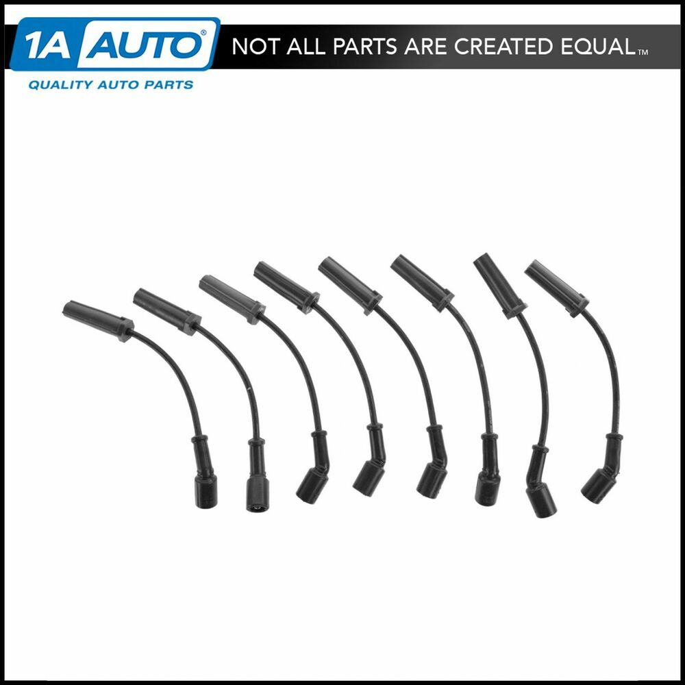 AC Delco 748HH Ignition Spark Plug Wire Set for Cadillac