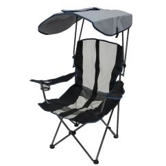 Swimways Premium Canopy Chair Black Covers Wholesale Kelsyus Portable Camping Folding Lawn W/ Canopy, Navy | 80188 Ebay