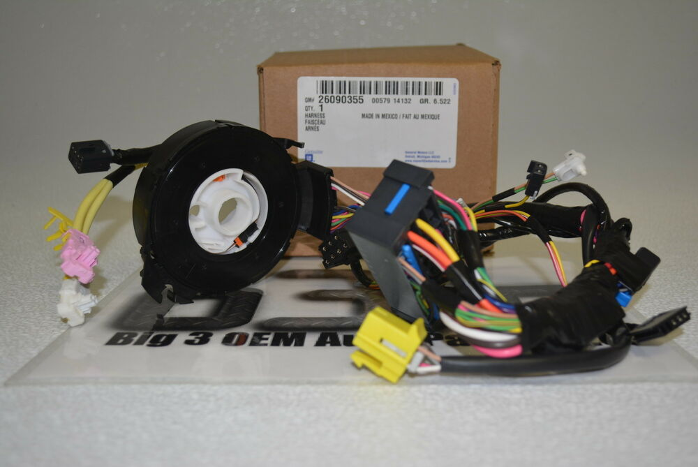 Steering Column Wiring Harness Wire Harness