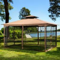10' x 12' Mosquito Netting for Gazebo Canopy