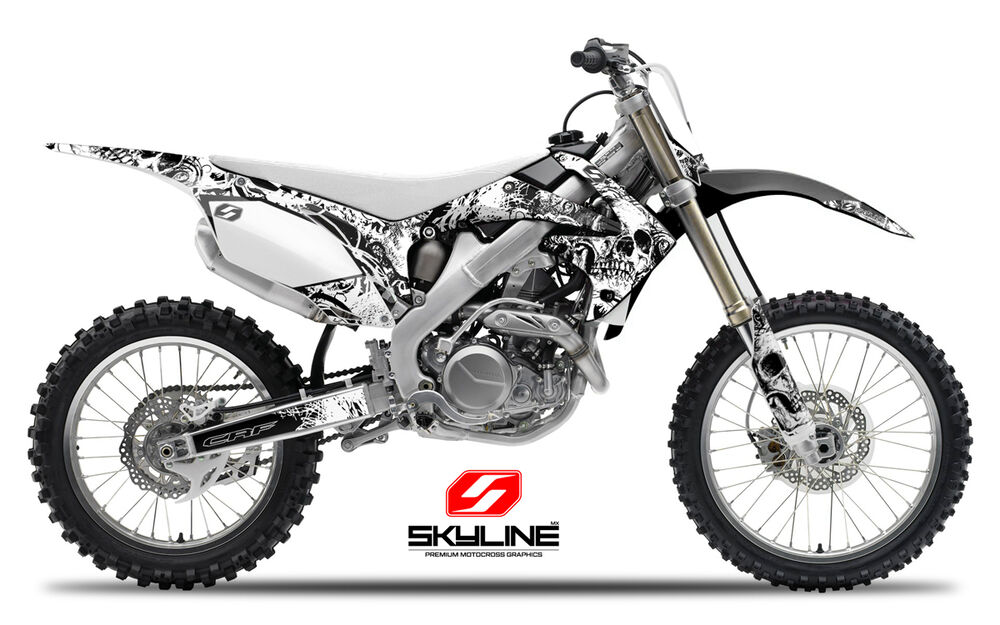 2010 2011 2012 2013 HONDA CRF 250R GRAPHICS KIT CRF250R