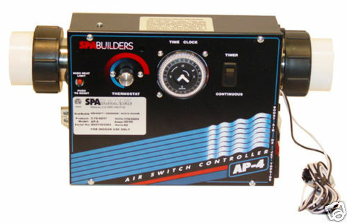 240v Heater Wiring Diagram Spa Builders Control Ap 4 240v With Heater 5 5kw And