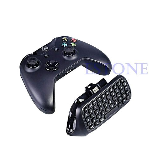 small resolution of  xbox one controller usb black mini usb wireless chatpad message keyboard for xbox