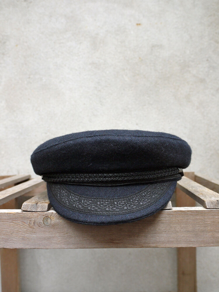 Casquette Marin Breton Sailing Cap By Saint James French Sailors Hat 100 Wool EBay