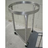 30-Qt-Mixing-Bowl Mobile Dolly Stand for Mixing Bowl | eBay