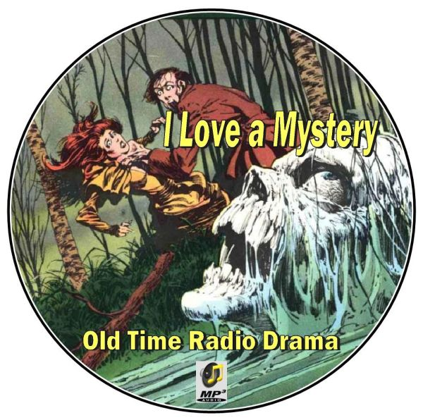 Love Mystery - 234 Time Radio Shows Mp3 Dvd