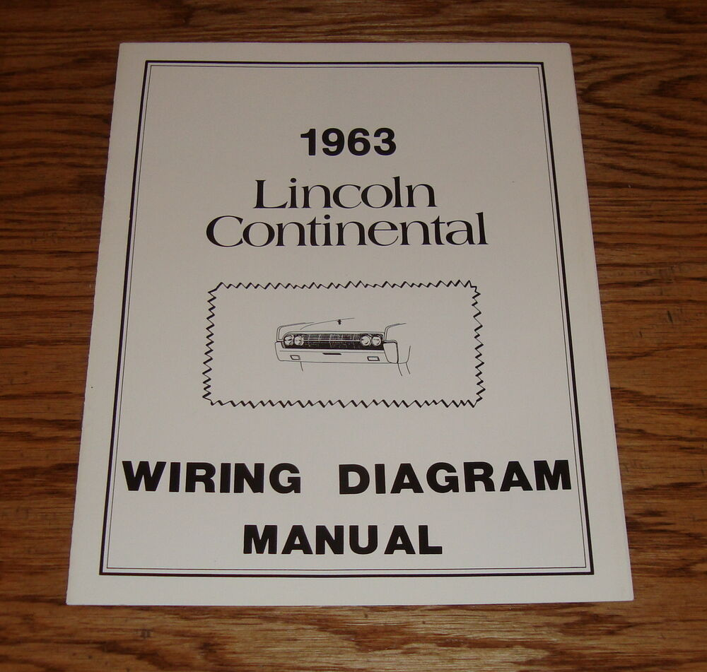 1991 lincoln continental wiring diagram
