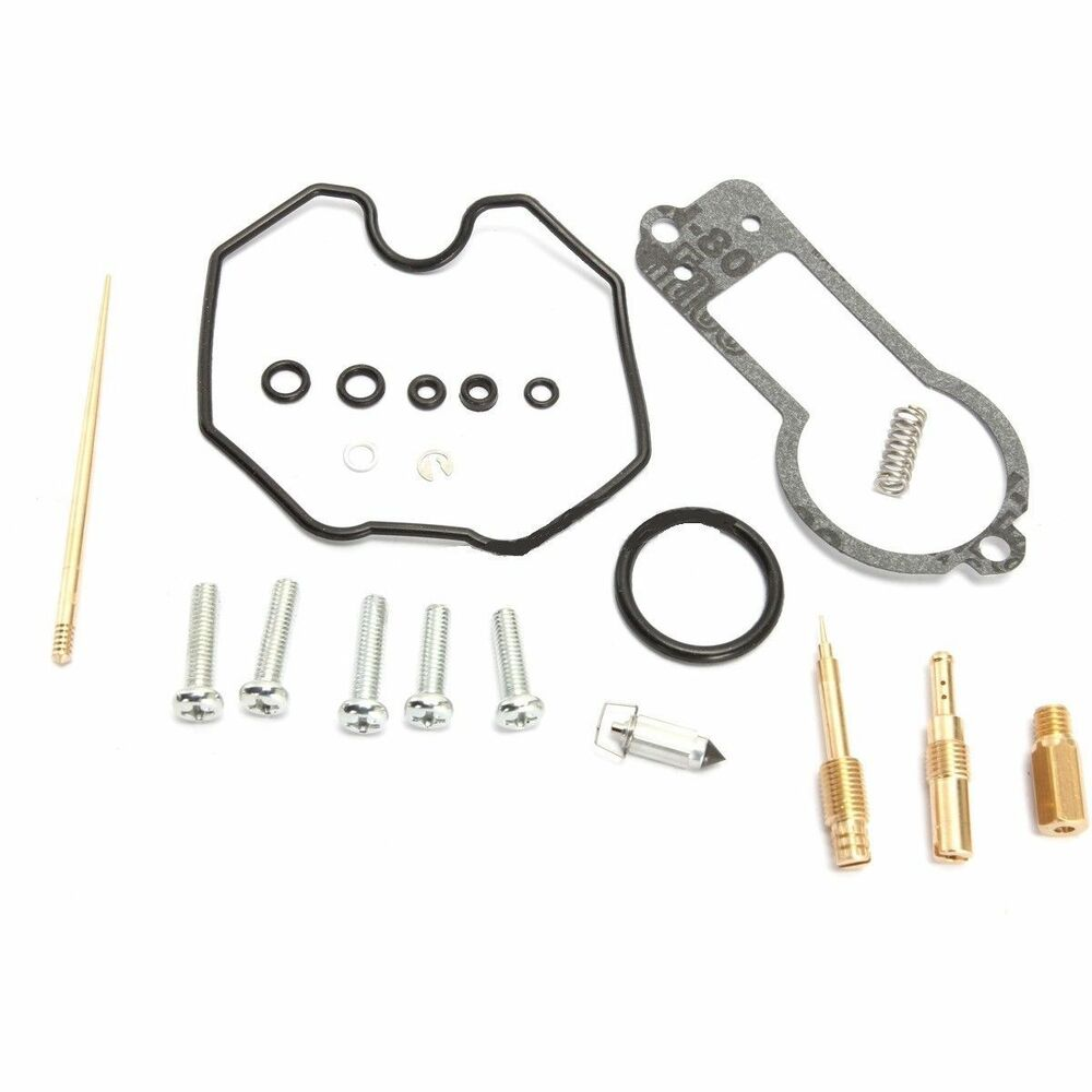 MOOSE RACING CARBURETOR CARB REBUILD KIT 81-95 HONDA