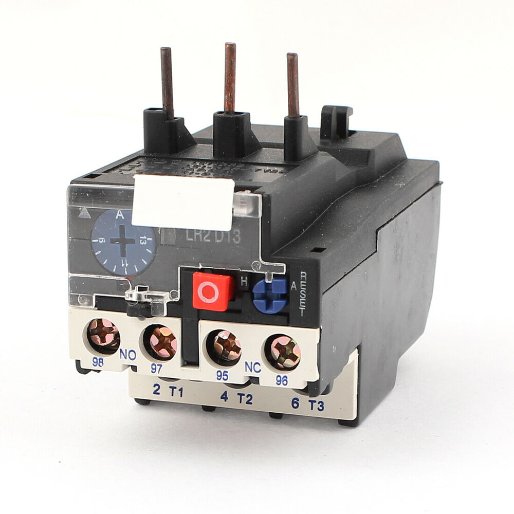Thermal Overload Relay Wiring Diagram