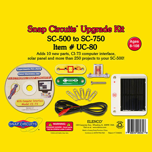 Snap Circuits Jr Sc100 Kit Your Daily Deal