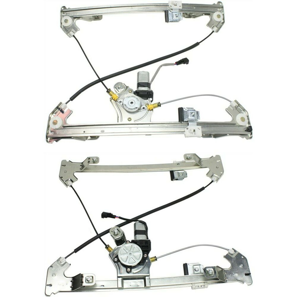 Power Window Regulator For 2004-2008 Ford F-150 Crew Cab