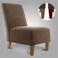 NEW BEDROOM ACCENT CHAIR SMALL OCCASIONAL ARMCHAIR ...