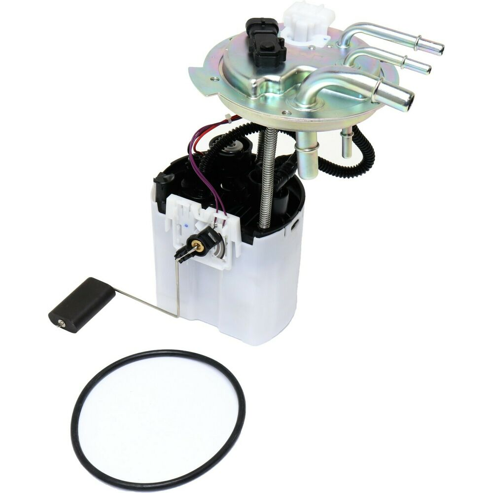 2003 Silverado 2500 Fuel Pump Location