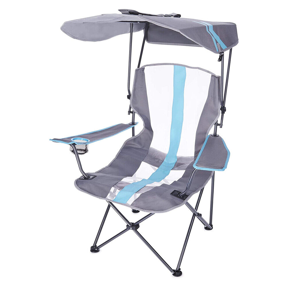 Kelsyus Premium Portable Camping Folding Lawn Chair with