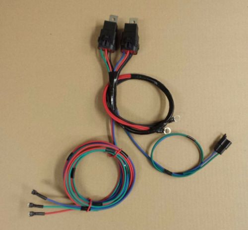 small resolution of cmc th marine johnson evinrude power trim tilt relay wiring harness ebay