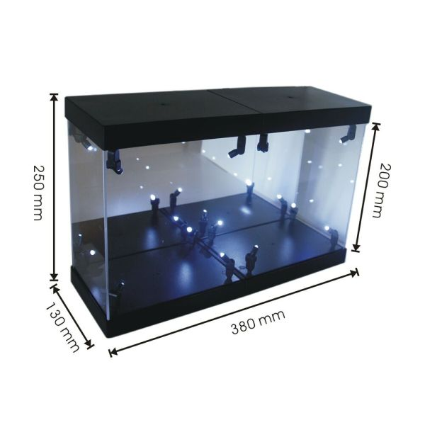 Acrylic Display Case LED Light