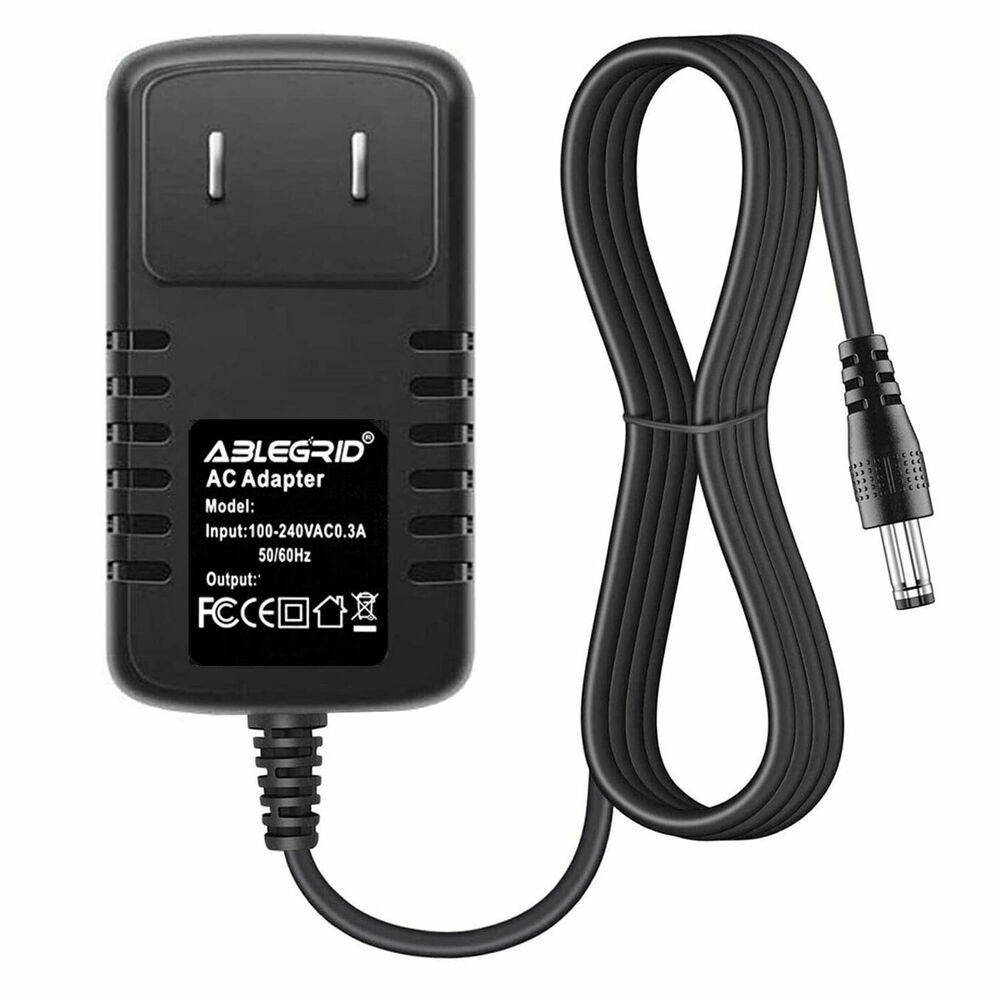 Generic 24W AC Adapter Charger for Pyramat S2500 Gaming Chair Power Supply Cord 753038974941  eBay