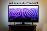 TV Back Colour Changing Lighting Kit USB LED Strip PC ...