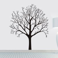 Black Tree Removable Decal Room Wall Sticker Vinyl Art Hot ...
