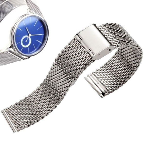 High Quality Stainless Steel Watch Strap Bracelet Mesh