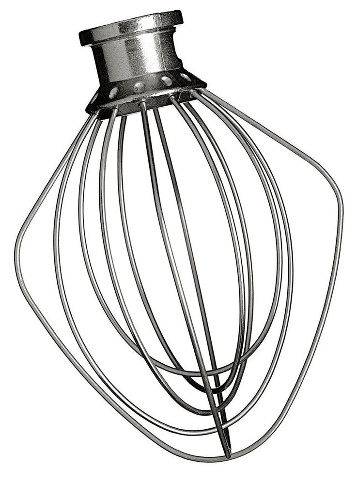 Mixer Wire Whip for KitchenAid (check model fit list below
